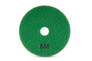 "Tiger Superflex Diamond Wet Polishing Pad 4"" 800 Grit"