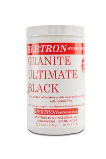 Hertron Granite Ultimate Black , 1 Quart