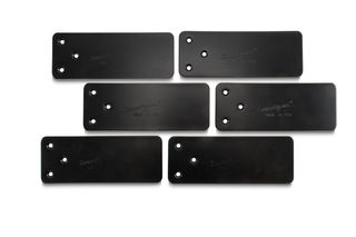 Counter Balance Plate 3.75 x 9.75, 6 Pack