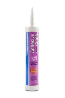 Acrylic Adhesive Caulk - Clear