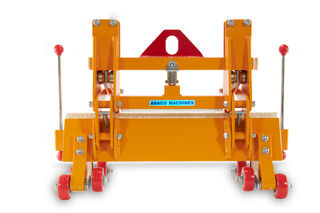 Abaco Automatic Porcelain Lifter, White Rubber APL20-W