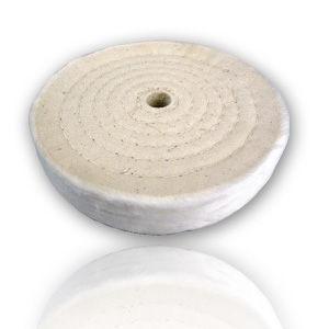 "Craftsman's Choice Cotton Buff 6"""