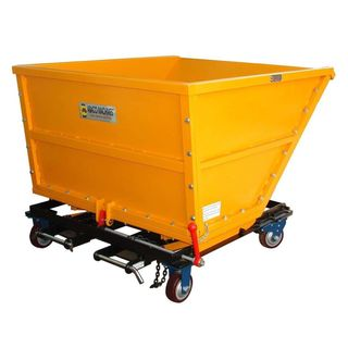 Abaco Collapsible Dumpster .92 Collapsible Yard