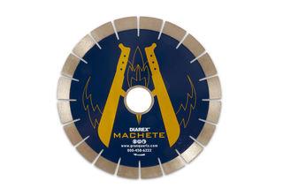 "Diarex Machete Bridge Saw Blade 12"" 25mm Segments 50/60mm"