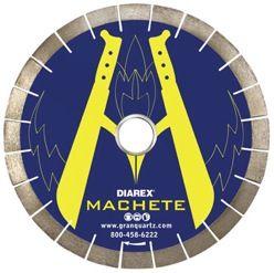 "Diarex Machete Bridge Saw Blade 16"" 25mm 60mm Combi Bolt Pattern"