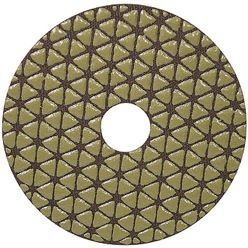 "4"" Cyclone Dryflex II Polishing Pads"