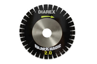 "Diarex Black Magic 2.0 Bridge Saw Blade 14"" 50/60mm"