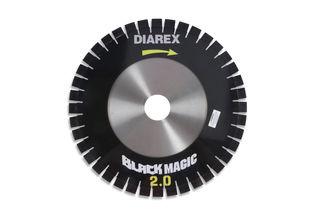 "Diarex Black Magic 2.0 Bridge Saw Blade 16"" 50/60mm"