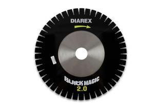 "Diarex Black Magic 2.0 Bridge Saw Blade 18"" 50/60mm"