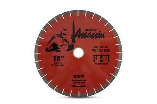 "Assassin Bridge Saw Blade 18"" 20mm Segments 50/60mm"