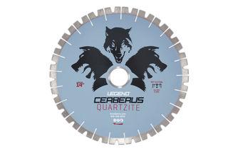 "Legend Cerberus Quartzite Blade 14"" 20mm Segments 50/60mm"