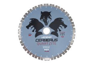 Legend Cerberus Quartzite Blade 16