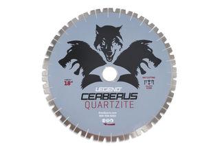 "Legend Cerberus Quartzite Blade 18"" 20mm Segments 50/60mm"