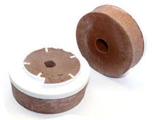 Abressa Bullnose Brick 150 mm 280 Grit