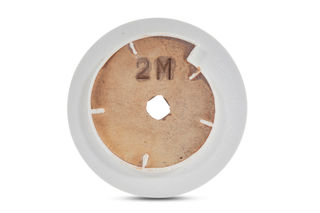 Abressa Bullnose Brick 130 mm 120 Grit