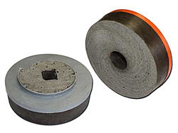130mm Abressa Diamond Bullnose Wheels