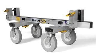 Omni Cubed Pro Cart AT1 Model