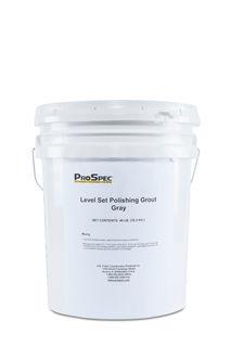 Tec Polishing Grout Gray 40 Lbs