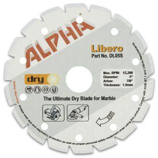 Alpha Libero Marble Blades