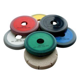 Diarex Fluting Resin Wheel 400 Grit 100 x 12.7 x 22mm