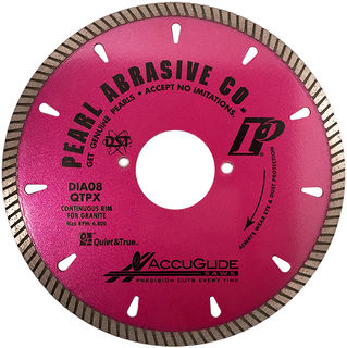 """Pearl BQTPX8 Blade for AccuGlide Saw Blade 8"""""""