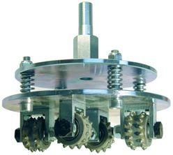 BUSH HAMMER SPARE ROLLER FOR 100 & 150mm PLTS (SINGLE)