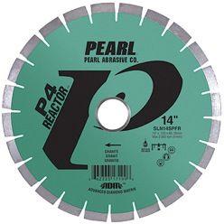 Pearl P4 Reactor Silent Core Blades, 50mm Arbor