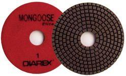 "Diarex Mongoose Elite Five Step Polishing System 4"""