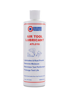PNEUMATIC TOOL LUBRICANT 16 OZ BOTTLE WITH POUR SPOUT 12/CS