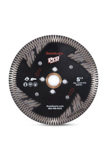 "Pro Series EXW Turbo Blade 5"" 5/8""-20mm-7/8"" 4 Holes"