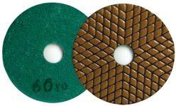 "Diarex Legend Dry Polishing Pads 4"""