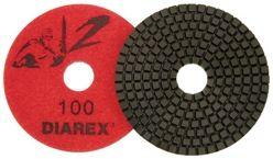 "Diarex Assassin 2 Wet Polishing Pads 5"""