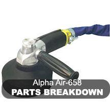 Alpha Air 658 Breakdown