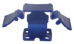 "Tuscan Seamclip Truspace Box of 1000 Blue 1/4""- 3/8"" Tiles"