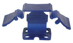 "Tuscan Seamclip Truspace Blue 1/4"" - 3/8"" Tiles, Box of 500"