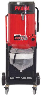 "Pearl PAV-36 V-Max Hepa Industrial Vacuum 353CFM 2"" Hose"