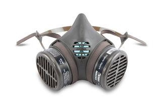Moldex Respirator and Organic Vapor Cartridges Complete