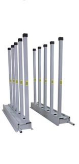 Packaged Bundle Rack 5' Overall Length Includes 2, 4-W60