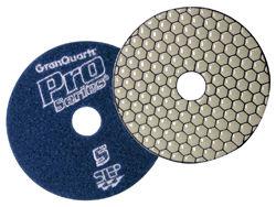 "4"" Pro Series Five Step Dry Polishing Pads"