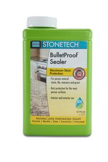 Stonetech Bullet Proof Sealer Water Based Quart
