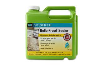 Stonetech Bullet Proof Sealer Water Based Gallon