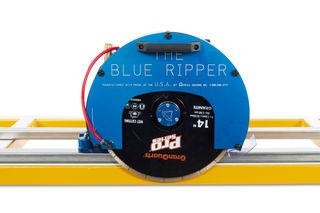 Omega Blue Ripper Sr. Saw Without Rails 220V 3Hp