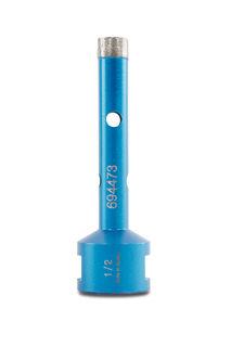 """Blue Thunder Wet/Dry Core Bit 1/2"""" Diameter 5/8""""-11"""