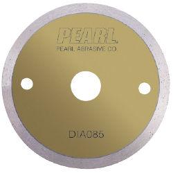 "PEARL P5 TILE BLADE DIA085 3 3/8"" X 15MM"