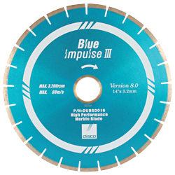Disco Blue Impulse III Marble Blades, 50/60 Arbor