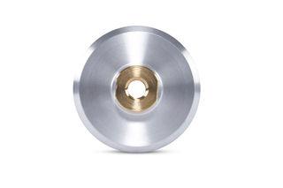 """Rigid Aluminum Backup Pad QRS 4"""" 5/8""""-11"""