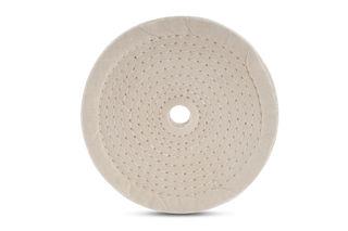 "Keystone Buffing Polishing Wheel KS680 6 x 1 x 5/8"" 9 Rows 60/60"
