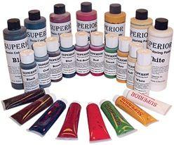 Superior Coloring Pastes, 1 oz. Tube