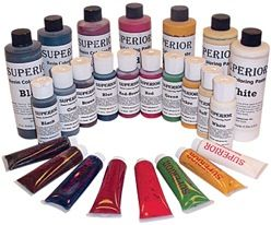 Superior Coloring Pastes, 8.5 oz. Bottle