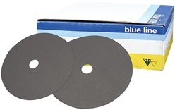 "SIA Heavy Duty Silicon Carbide Sanding Discs 7"""